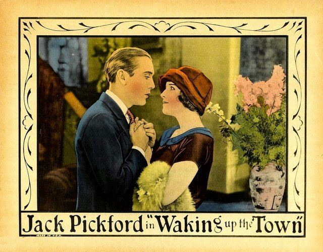 Waking Up the Town 1925