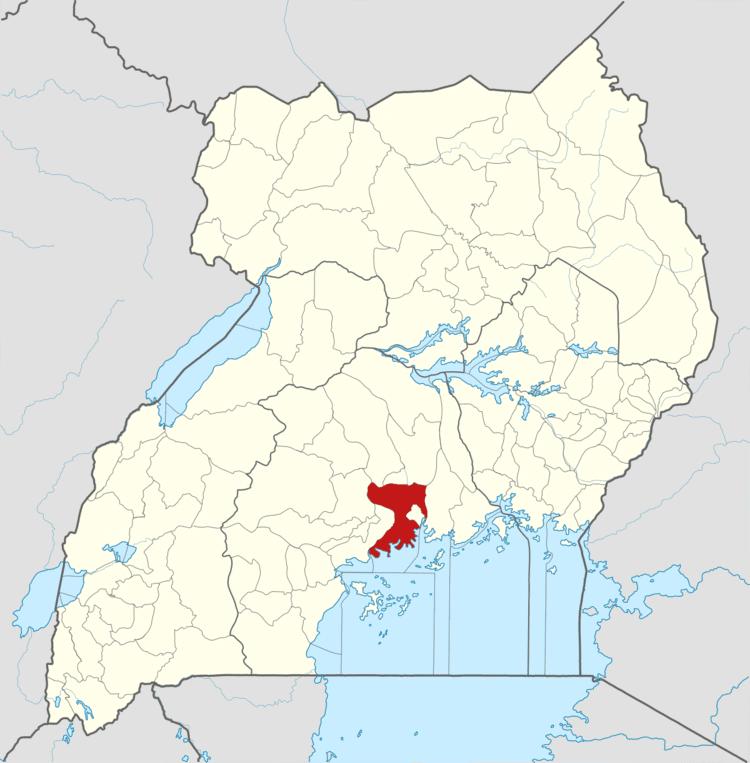 Wakiso District Wakiso District Wikipedia