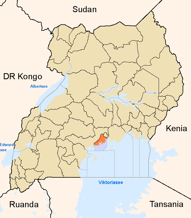 Wakiso District Distrikt Wakiso Wikipedia