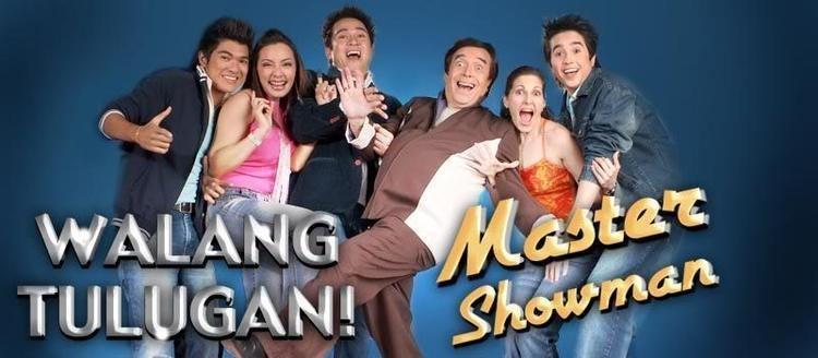 Walang Tulugan with the Master Showman GMA Network WALANG TULUGAN WITH THE MASTER SHOWMAN Showbiz TV