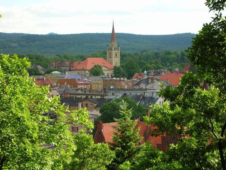 Walbrzych in the past, History of Walbrzych