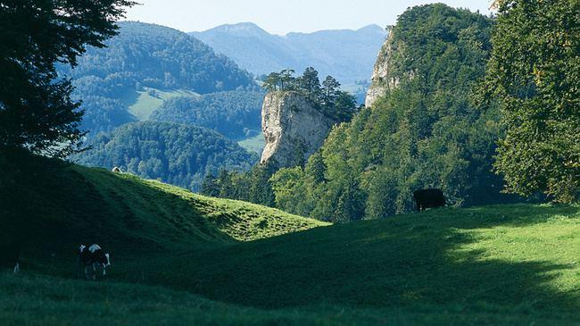 Waldenburg, Switzerland Beautiful Landscapes of Waldenburg, Switzerland