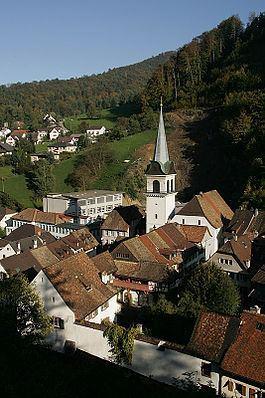 Waldenburg, Switzerland Waldenburg Switzerland Wikipedia