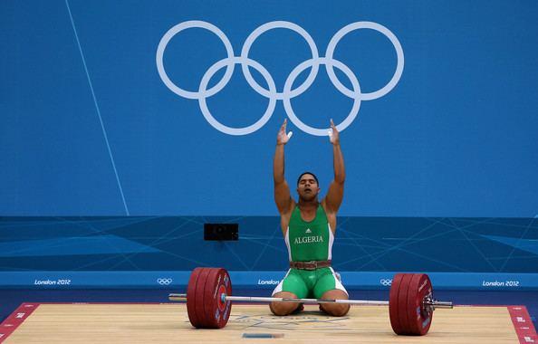 Walid Bidani Walid Bidani Photos Photos Olympics Day 10 Weightlifting Zimbio