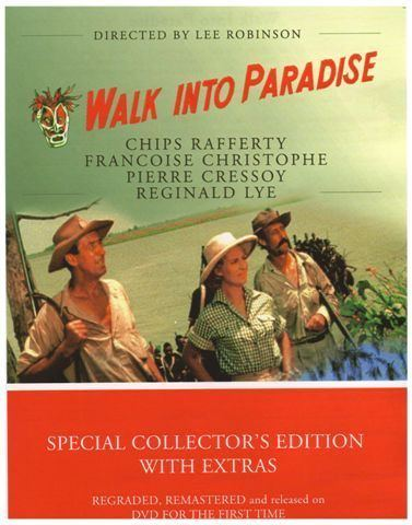 Walk Into Paradise PNGAA Walk into Paradise