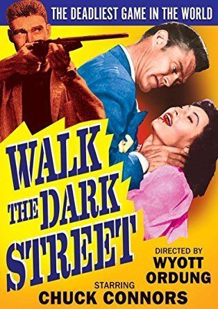 Amazoncom Walk The Dark Street Chuck Connors Don Ross Regina