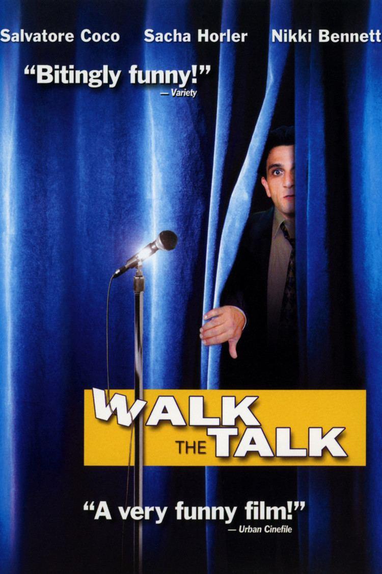 Walk the Talk (film) wwwgstaticcomtvthumbdvdboxart81816p81816d