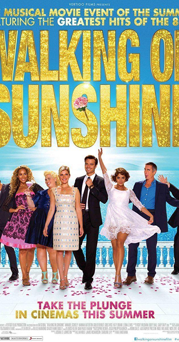Walking on Sunshine (film) Walking on Sunshine 2014 IMDb