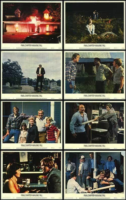Walking Tall: Final Chapter Final Chapter Walking Tall movie posters at movie poster warehouse