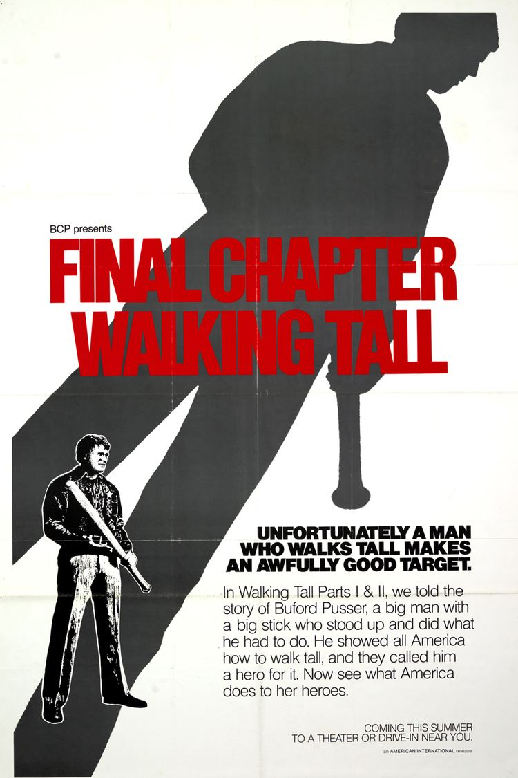 Walking Tall: Final Chapter wwwgstaticcomtvthumbmovieposters37037p37037