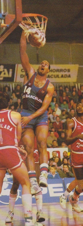 Wallace Bryant RetroACB Wallace Bryant El primer nacido en Espaa que