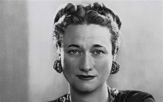 Wallis Simpson Wallis Simpson in pictures Telegraph