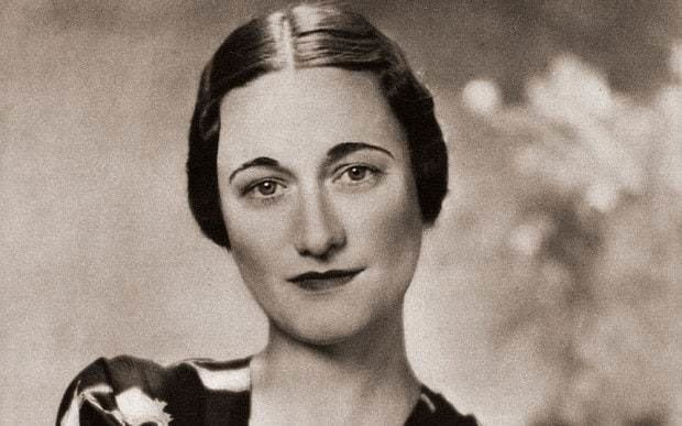 Wallis Simpson Wallis Simpson ordered rescue mission for her swimsuit in