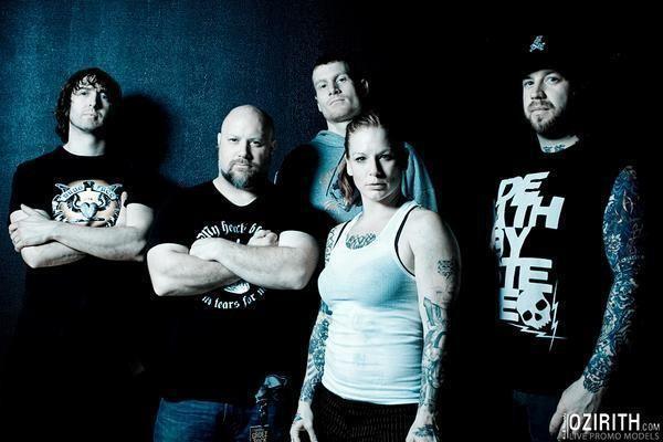 Walls Of Jericho Band WOJ Discography Videos Mp3
