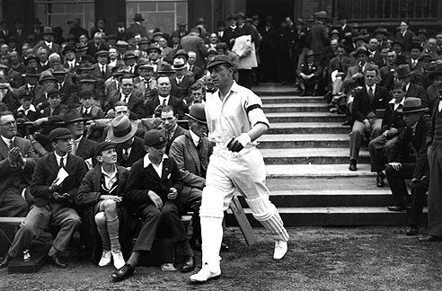 Walter Hammond One of the most stunning batsmen in the early days