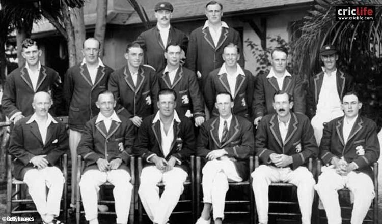 Wally Hammond Life and times Cricket Country