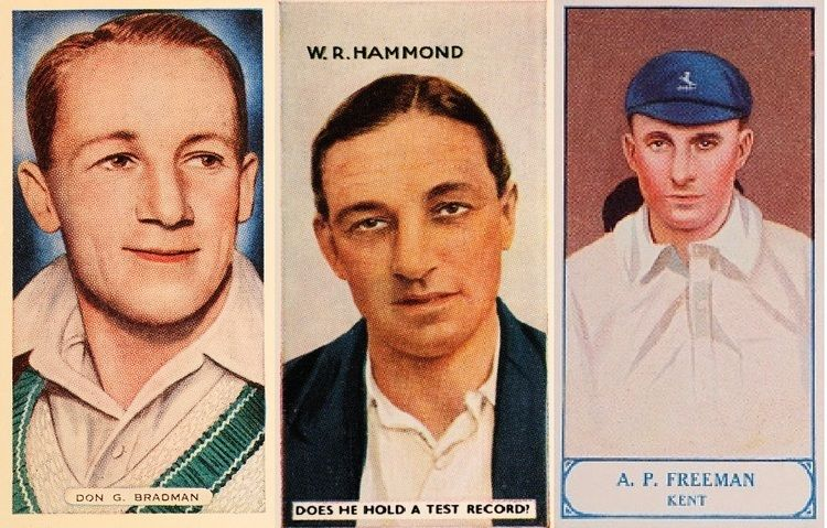Wally Hammond Latest News Photos Biography Stats Batting