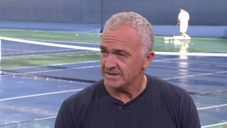 Wally Masur Australia Davis Cup captain Wally Masur says time not