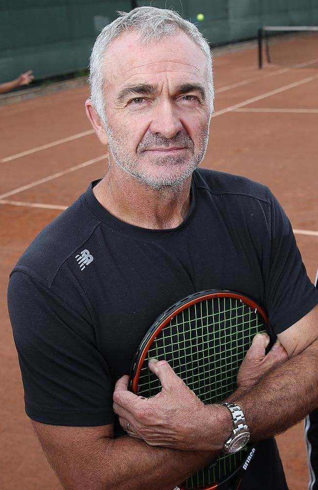 Wally Masur Wally Masur shares some blame for Kyrgios39 performance