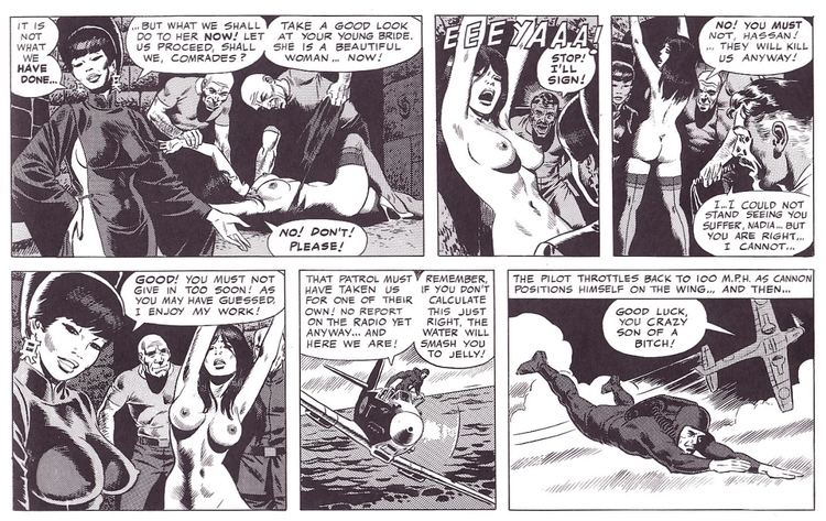 More gang bang gallery wally wood excited too