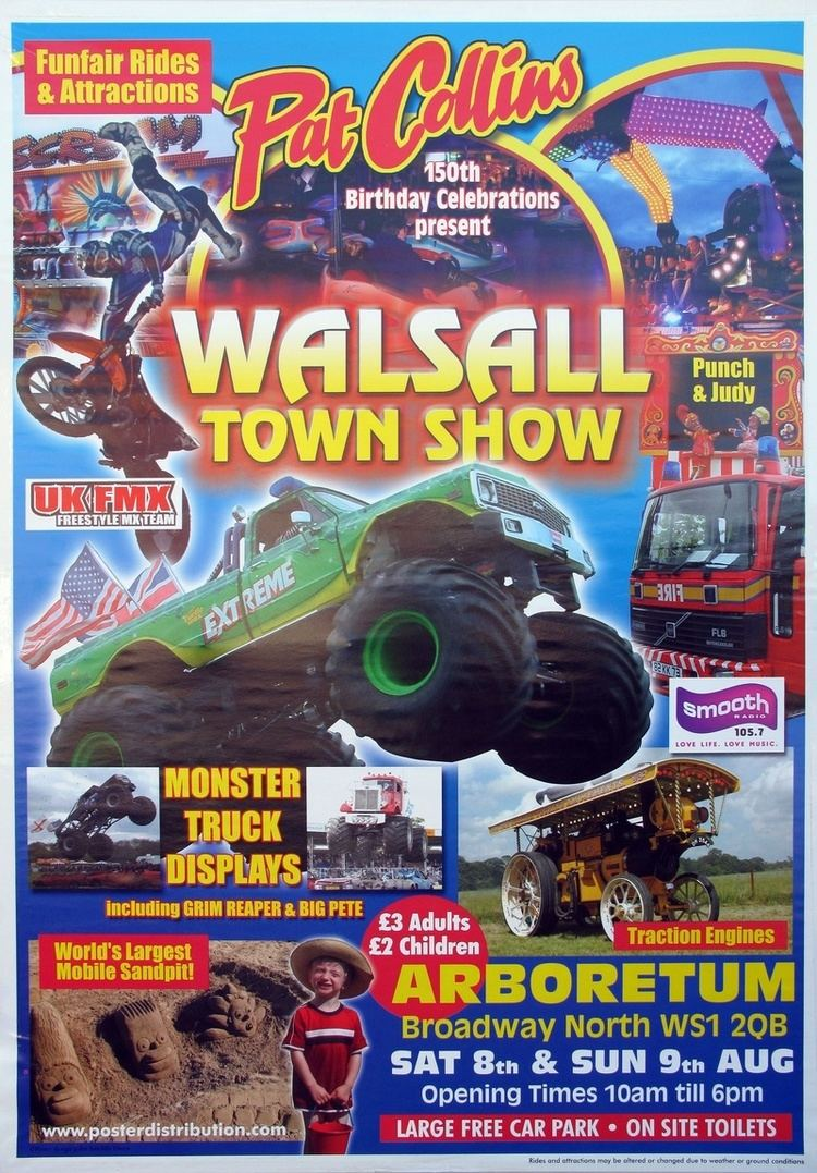 Walsall Culture of Walsall