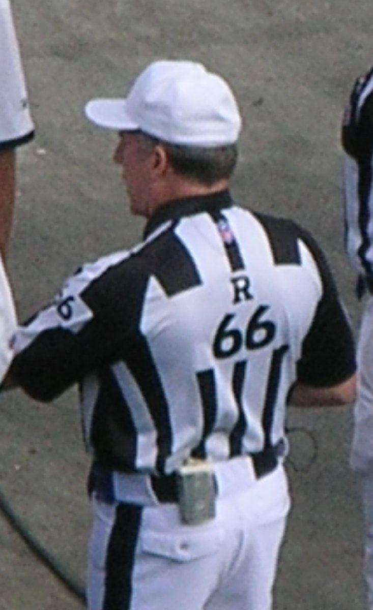 Walt Anderson (American football)