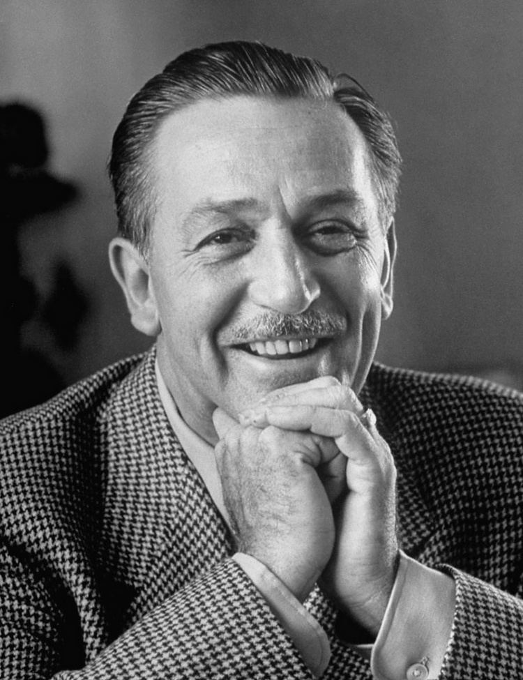 Walt Disney Walter Elias Disney ThingLink