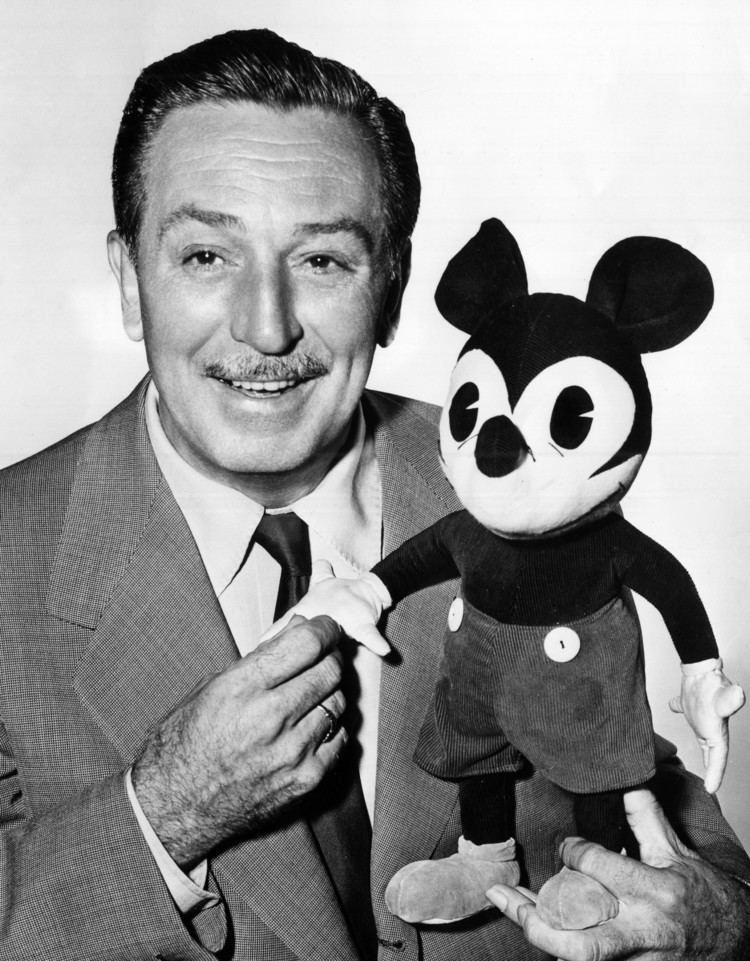 Walt Disney The Kansas CitySan FranciscoWalt Disney connection that