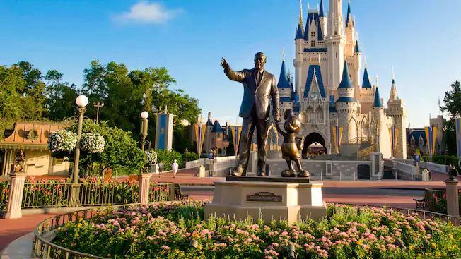 Walt Disney World Walt Disney Marceline to Magic Kingdom Tour Walt Disney World Resort
