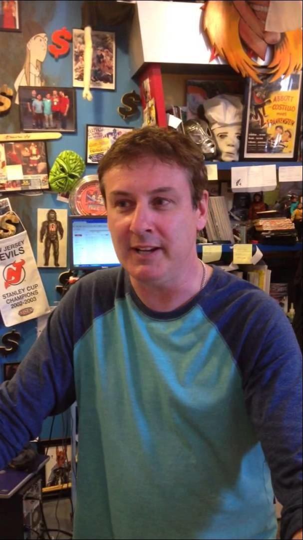Walt Flanagan Walt Flanagan says hi to my fam YouTube
