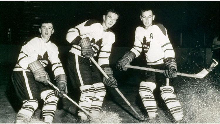 Walt McKechnie Walt McKechnieToronto Maple Leaf Hockey Club Official Centennial