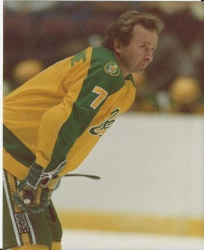 Walt McKechnie Walt McKechnie with Salt Lake Golden Eagles Defunct Sports Teams