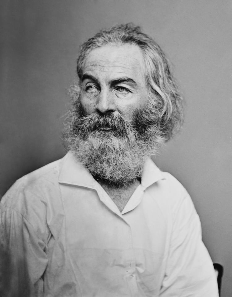 Walt Whitman httpsuploadwikimediaorgwikipediacommons88