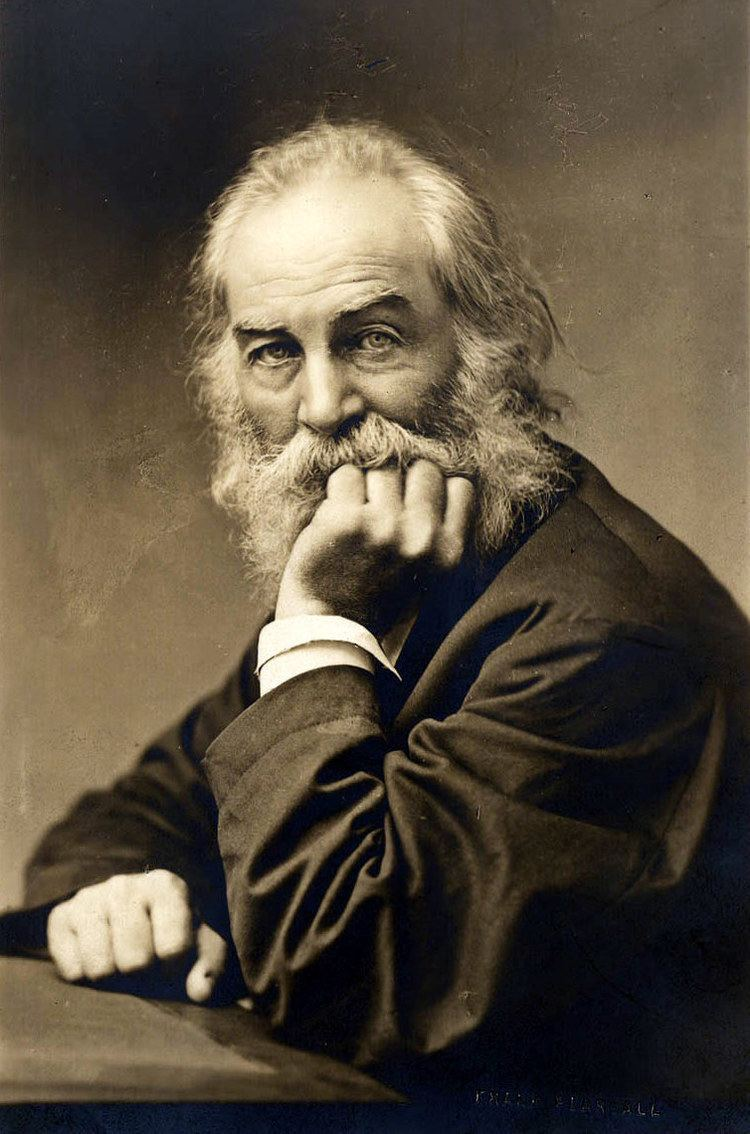 Walt Whitman Walt Whitman Wikipedia the free encyclopedia
