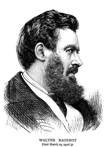 Walter Bagehot Walter Bagehot Was Wrong The New York Sun