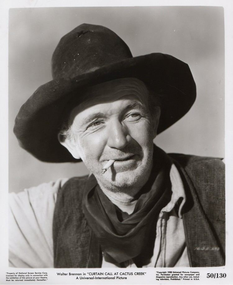 Walter Brennan Pals Of The Saddle Walter Brennan Archive JWMB The