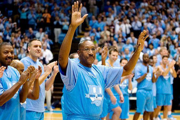 Walter Davis (basketball) North Carolina39s Walter Davis auctioning off gold medal