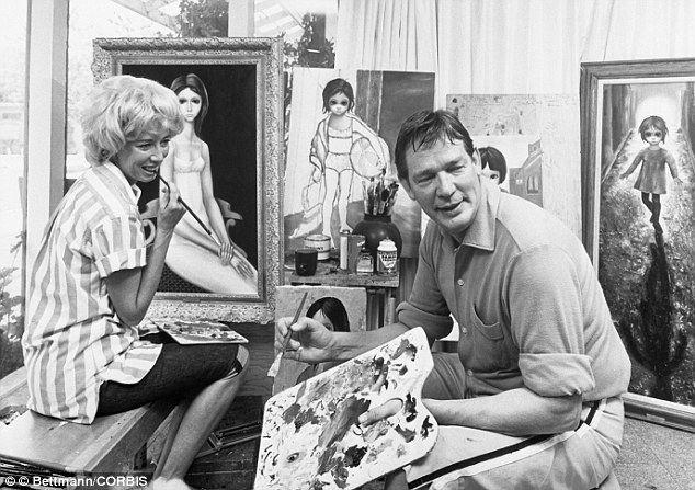 Walter Keane Big Eyes39 painter Margaret Keane on how husband Walter was