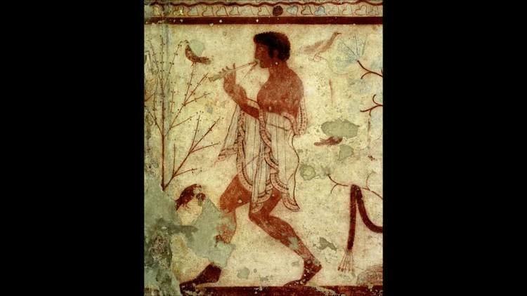 Walter Maioli Etruscan flute Walter Maioli YouTube
