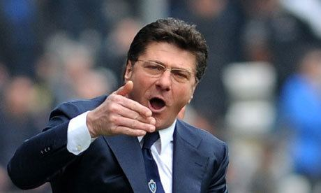 Walter Mazzarri Napoli39s Walter Mazzarri says they have nothing to fear