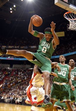 Walter McCarty Hangin with Walter McCarty The Official Site of the BOSTON CELTICS