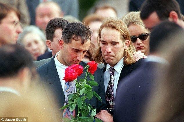 Walter Mikac Walter Mikac recalls Port Arthur massacre when Martin Bryant shot
