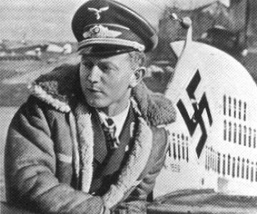 Walter Oesau Experten de la Luftwaffe Walter Oesau