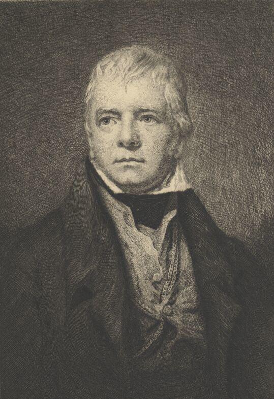 Walter Scott Sir Walter Scott Bookheathen39s Right to Read