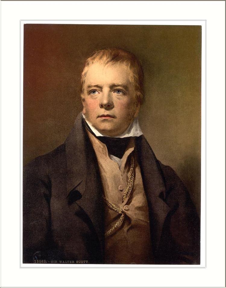 Walter Scott FilePortrait of Sir Walter Scottjpg Wikimedia Commons