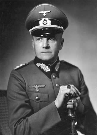 Walther von Brauchitsch Walther von Brauchitsch German military officer