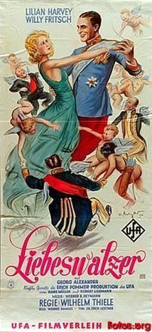 Waltz of Love movie poster