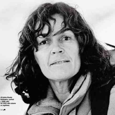 Wanda Rutkiewicz Wanda Rutkiewicz ku pamici Ogrody Wspomnie Cmentarz