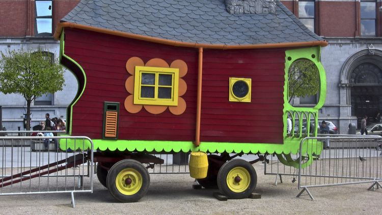 Wanderly Wagon Wanderly Wagon Wanderly Wagon was in Wolfe Tone Square of Flickr
