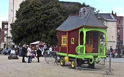 Wanderly Wagon Wanderly Wagon Wikipedia